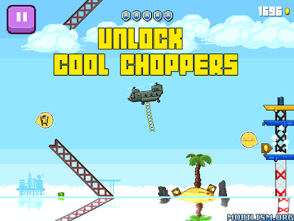 Choppa v1.2.3 (Unlocked/Mod Money) Apk