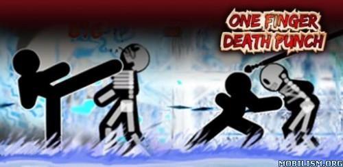One Finger Death Punch v4.8 [Mega Mod] Apk