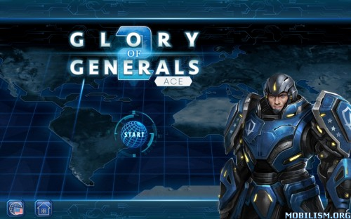 Glory of Generals2: ACE v1.3.0 (Mod Money) Apk