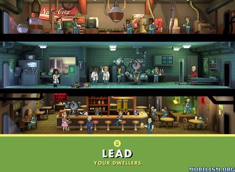 Fallout Shelter v1.4 [Mega Mod] Apk