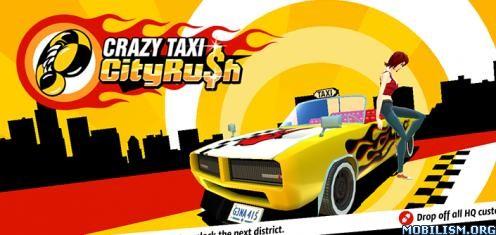 Crazy Taxi City Rush v1.7.0 (Mod Money/Fuel/Unlock) Apk
