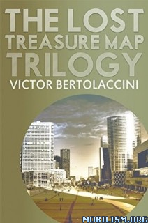 Download ebook Lost Treasure Map... 2017 by Victor Bertolaccini (.ePUB)