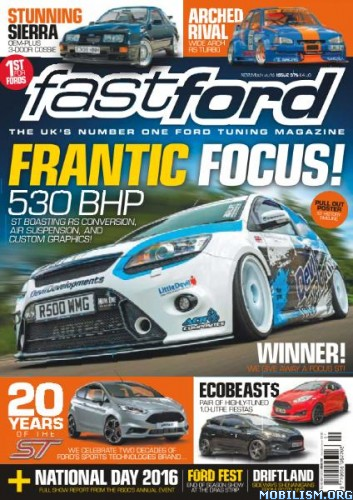 Download ebook Fast Ford - November 2016 (.PDF)