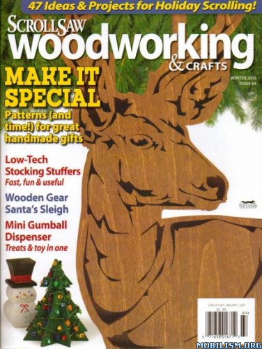 Download Scrollsaw Woodworking Crafts Winter 2016 Pdf