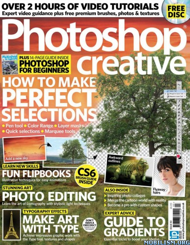 Magazines • Photoshop Creative – Issue 93 2012 (.PDF)