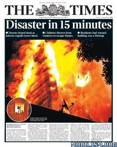 Download ebook The Times - 15 June 2017 (.PDF)
