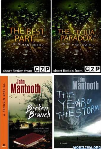 Download 4 books by John Mantooth (.ePUB)