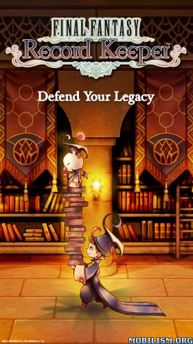 Final Fantasy Record Keeper v4.1.2 Apk