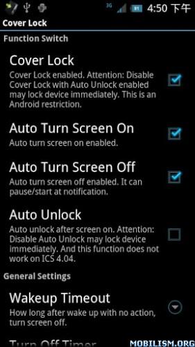 Cover Lock v1.8.5