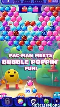 PAC-MAN Pop - Bubble Shooter v1.5.3688 (Mod) Apk