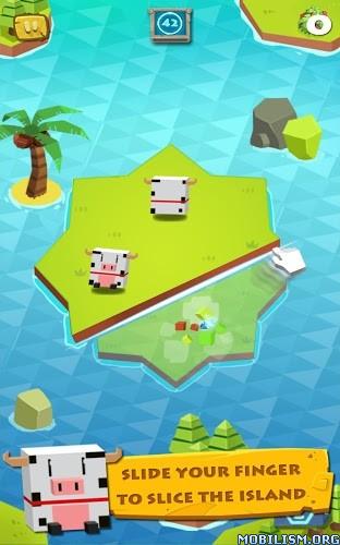 Floating Islands Crasher v2.2.3 [Mod Money] Apk