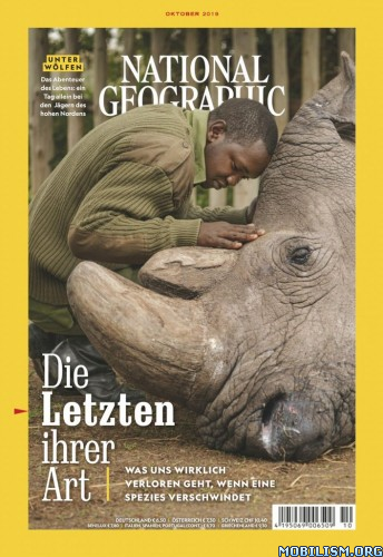 National Geographic Germany – Oktober 2019 [GER]