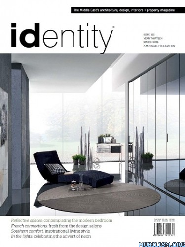 Overview Identity Is The Middle East S First Consumer Design Interiors Architecture And Property Magazine With An Exclusively Contemporary Focus