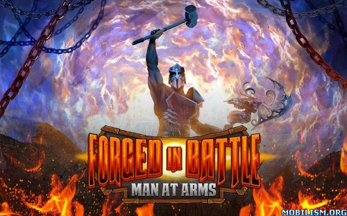 Forged in Battle: Man at Arms v1.7.7 + Mod Apk