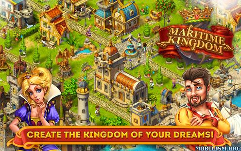 Maritime Kingdom v1.1.93 (Mod Money) Apk