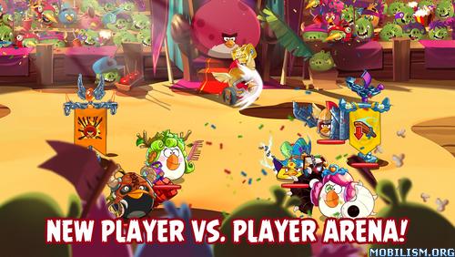 Angry Birds Epic v1.3.6 [Mod Money] Apk