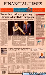Financial Times Europe – 23 September 2019