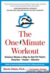 Download ebook The One-Minute Workout by Martin Gibala et al (.ePUB)