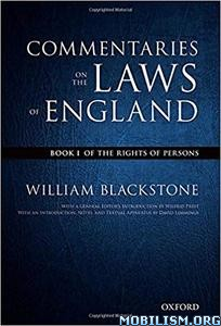 Commentaries on the Laws of England by William Blackstone +