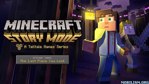 Minecraft: Story Mode v1.17 [Unlocked] Apk