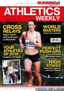 Download ebook Athletics Weekly - November 10, 2016 (.PDF)