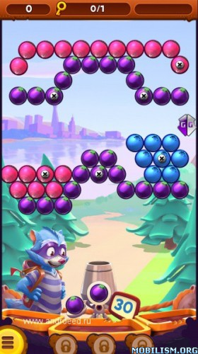 Bubble Island 2: World Tour v0.9.2 [Mod Money] Apk