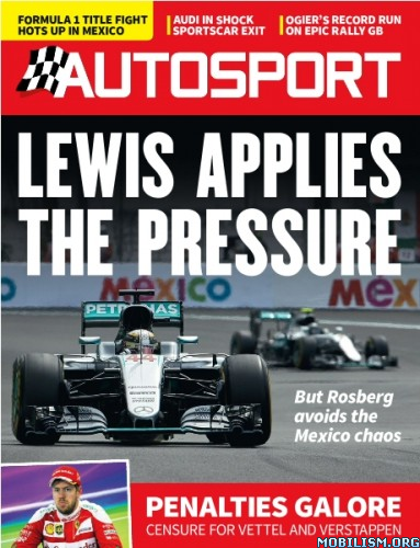 Download ebook Autosport – 3 November 2016 (.PDF)