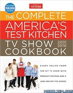 TV Show Cookbook 2001-2016 by America's Test Kitchen