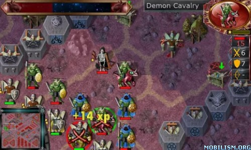 Age of Hell Primus v1.1 Apk