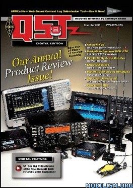 Download ebook QST magazine –November 2016(.PDF)