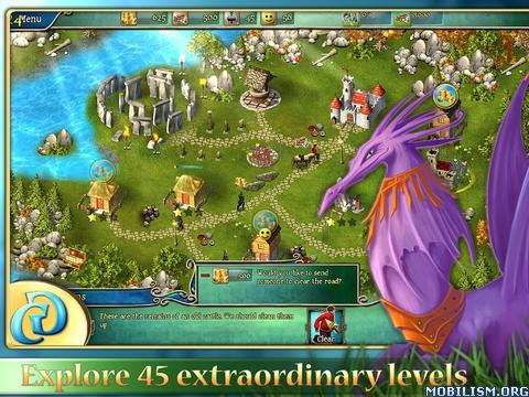 Kingdom Tales v1.4.0 [Full] Apk