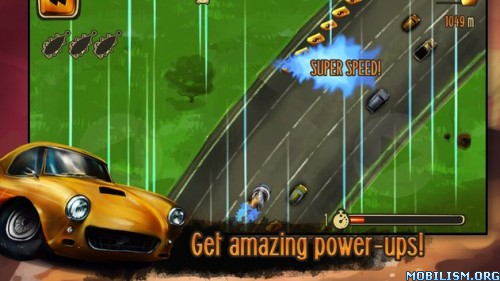 Adrenaline Racing v1.0 (Mod Money) Apk