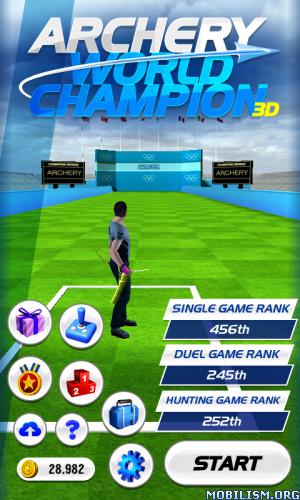 Archery World Champion 3D v1.0.9 (Mod Money) Apk