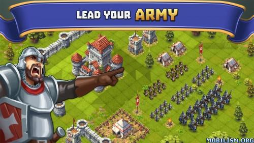 Lords & Castles v1.06 [Mod] Apk
