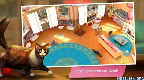 CatHotel - Hotel for cute cats v2.0.17143 (Mod) Apk