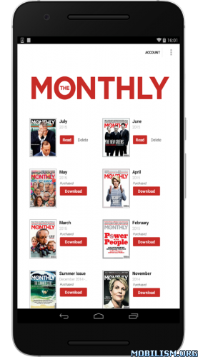 The Monthly v1.0 [Subscribed] – Apklizard