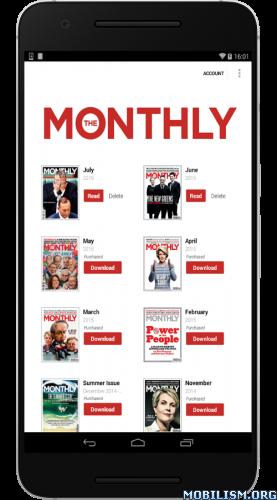 The Monthly v1.0 [Subscribed] – Apklizard