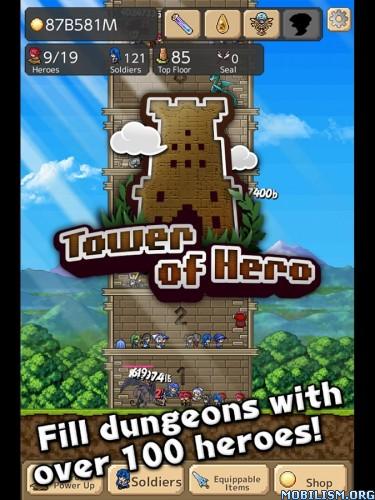 Tower of Hero v1.4.6 [Mod Money] Apk