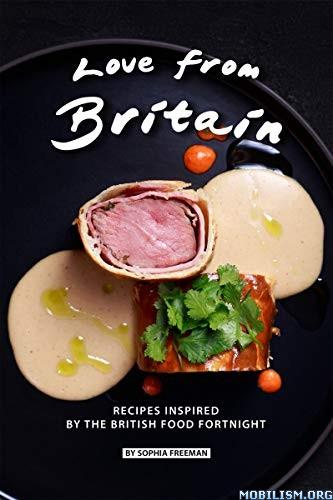 Love from Britain by Sophia Freeman