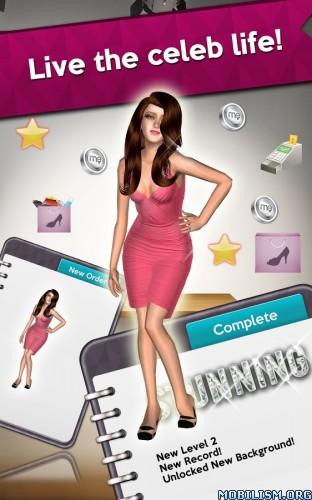 Glamour Me Girl :Star Dressup v1.7.2 (Mod Money) Apk