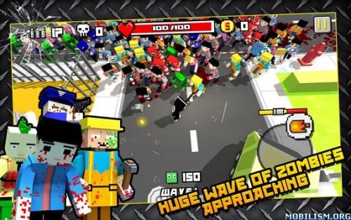 Zombie Breakout: Blood & Chaos v2.0.3 (Mod Money) Apk