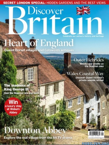 Discover Britain – August / September 2019