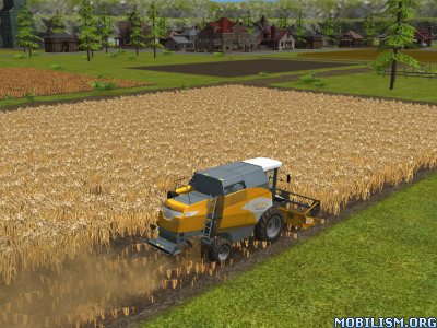Farming Simulator 16 v1.1.0.8 [Mod Money] Apk