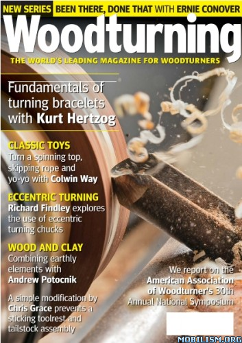 Download ebook Woodturning - September 2016 (.PDF)