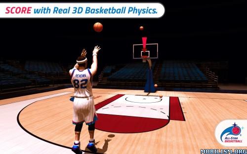 All-Star Basketball v1.3.2 [Mod] Apk