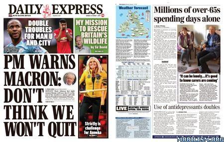 Daily Express – October 07, 2019