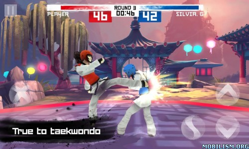 Taekwondo Game v1.6.12 [Mod Money/Unlocked] Apk