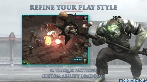 Warhammer 40,000: Regicide v1.7 + (Mod) Apk