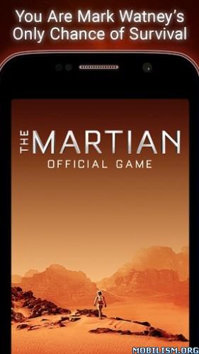 The Martian: Official Game v1.1.1