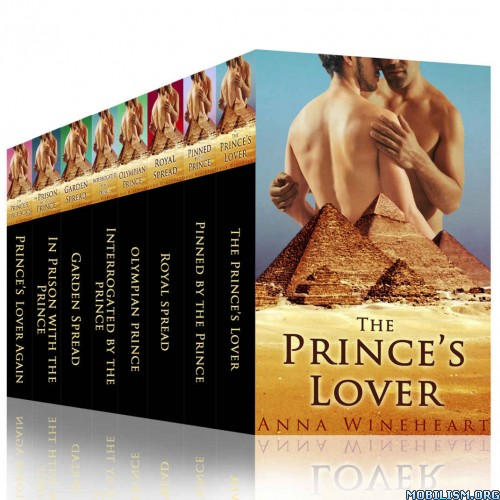 Download ebook The Prince's Lover Collection by Anna Wineheart (.ePUB)+